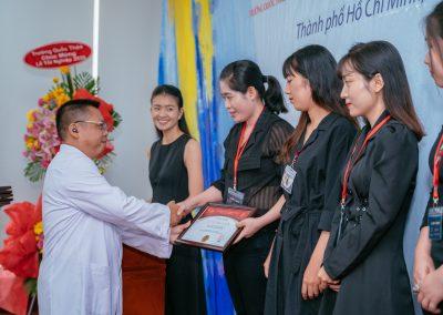 Lễ tốt nghiệp ngành thiết kế thời trang 2020