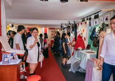 Triển lãm đồ án tốt nghiệp ngành thiết kế thời trang năm 2020